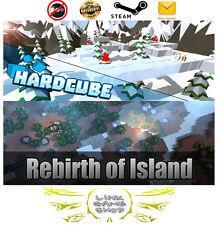 HardCube + Rebirth of Island PC Digital STEAM KEY - Region Free