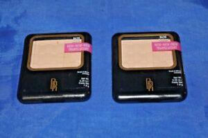 Black Radiance Pressed Powder #8620 Translucent Lot Of 2 Sealed