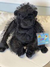 Webkinz Gorilla Monkey Ganz Sealed / Unused Tag Code Plush Stuffed Animal Nwt