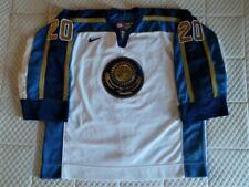 Nike Kazakhstan Kazakh Authentic Hockey Jersey Vitaly Kolesnik Vintage 56 GC 90s
