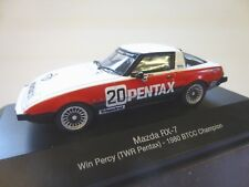 ATLAS 1:43 SCALE MAZDA RX-7 WIN PERCY   [MINT AND BOXED]