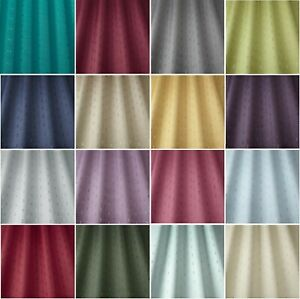 Iliv / SMD Shadow Thermal Blackout Lined Curtain Fabric Material 140cm wide