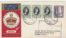 Fiji (until 1967) Cover Stamps