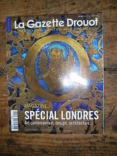 La Gazette Drouot N°22 2012 1222 Londres Jeux olympiques Falconnet Zadounaïsky