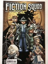 FICTION SQUAD TPB Boom Studios Fantasy Comics Paul Jenkins TP