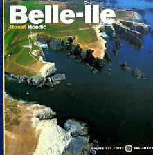 BELLE-ILE HOUAT HOËDIC DE JEAN-LOUIS GUÉRY ED. GALLIMARD