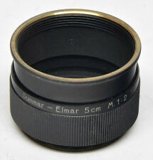 LEITZ LTM Macro Tubo Summar-Elmar 5cm M.1:2