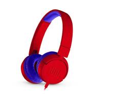 JBL JR300 Red Kids on Ear Headphones Jbljr300red
