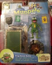 MUPPETS SHOW PALISADES FROG SCOUT ROBIN SERIES 7 ACTION FIGURE