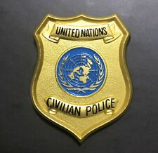 United Nations Civilian Police Pocket Badge