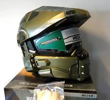 Halo Helm 1/1 Life Size Master Chief helmet Motoradhelm Alien Schutz Helm NECA