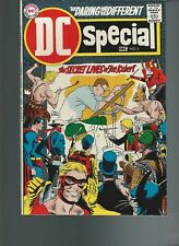 DC Special #5 (Oct-Dec 1969, DC) NM 9.2 All Joe Kubert Issue