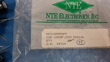 (5 PCS) NEV680M50FF, Capacitor Aluminum Electrolytic 680uF 50V 20% Radial Leaded