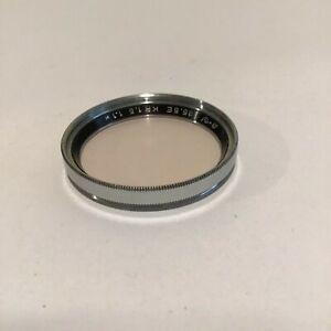 B+W 35.5mm SCREW FIT SKYLIGHT FILTER