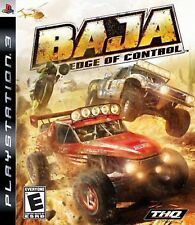 Baja Edge Of Control PS3 - Very Good -Game Disc Only