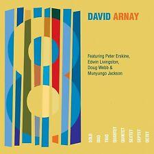 8 by David Arnay (CD, Mar-2013, CD Baby (distributor))