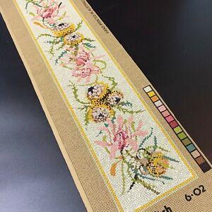 Baxtergrafik 6.02 Bell Pull Tapestry Canvas 88x24cm Aust Banksia & Protea Floral
