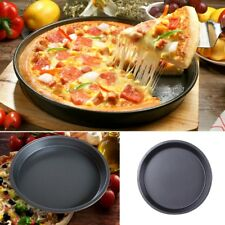 8-Inch Professional Non-Stick Round Pizza Pan Deep Dish Bakeware Kitchen Tools