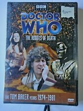 Doctor Who, Robots of Death (The Tom Baker Years 1974 to 1981) DVD 2001