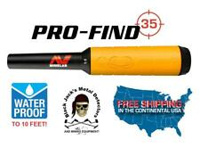 MineLab Go-Find 35 - 100% Waterproof Pin Pointer to 10 feet deep! Authorized Dlr