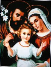 HOLY FAMILY (DESIGN 1) ~ NEW Counted Cross Stitch KIT ~ #ML178