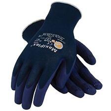 Maxiflex Nylon Micro Form Nitrile Grip Gloves Elite Seamless Knit Small Dozen