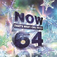 Various Artists - Now 64 (Various Artists) [New CD]