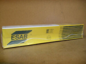 Esab High Quality Low Hydrogen 7018 Welding Electrodes 2.5mm x 4.3kg packet