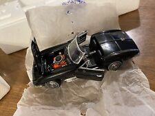 New ListingFranklin Mint 1967 Corvette 1:24 scale die-cast model free shipping