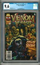 Venom: The Hunger #1 (1996) CGC 9.6  White Pages  Kaminski - Halsted - Koblish