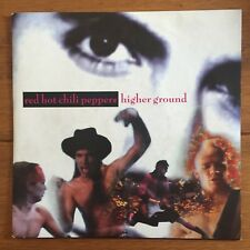 """Red Hot Chili Peppers - Higher Ground 7"""" Vinyl (2)"""
