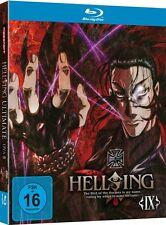 HELLSING ULTIMATE OVA VOL. 9 MEDIABOOK BLU-RAY