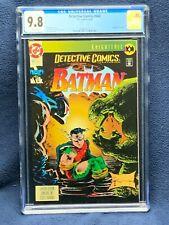 Detective Comics #660 Vol 1 Comic Book - CGC 9.8 - Knightfall part 4