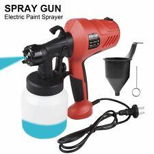 800ML Electric Airless Paint Sprayer Spray Gun Handheld Painting Gun 400W