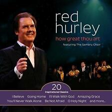 Red Hurley - How Great Thou Art (NEW CD)