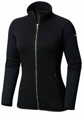 Columbia Roffe Ridge Full Zip Womens Fleece Black