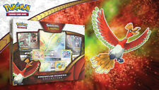 Shining Legends Premium Powers Collection Box Ho-Oh Pokemon TCG 8 Booster Packs