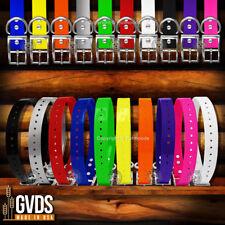 "Garmin TriTronics Compatible 1"" Collar Strap  DC50 TT10 TT15 T5 C70 F90 G3 EXP"