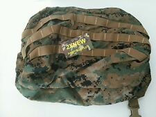 USMC  MARPAT ILBE MAIN PACK LID DUST COVER  Excellent Condition