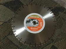 "Husqvarna Elite-Cut HI3 16"" Diamond Edge Concrete Cutting Blade"