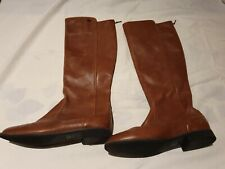 Lacoste  Rosemont 3 Tall Leather Ladies boots  size UK 5 EU38