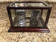 2 Apple iPhones - 1st Generation - 8gb-Schwarz (AT & T) Smartphone 2g iPhone
