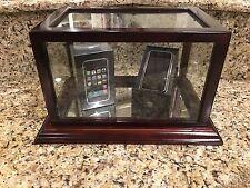 2 Apple iPhones - 1st Generation - 8GB - Black (AT&T) Smartphone 2G iPhone