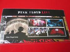 PINK FLOYD LIVE AND ALBUMS STAMPS PRESENTATION PACK 10 STAMPS