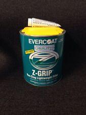EVERCOAT MetalWorks  Z-GRIP Non-Clog LIGHWEIGHT FILLER (Gallon) Fib-282