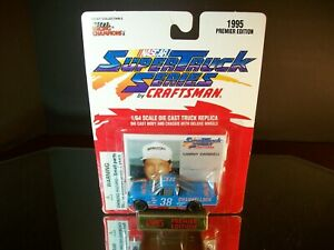 Sammy Swindell #38 Channellock Tools 1995 Ford F-150 Super Truck 1:64