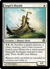 Angel's Herald X4 EX/NM Shards Of Alara MTG Magic Cards White Uncommon