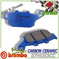 07HO53CC Plaquettes Brembo Céramique Arrière Honda Ctx ND ABS 700 2014>
