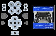 Play Station 4 [PS4] Controller Repair Kit [Conductive Pads] Lot of 2