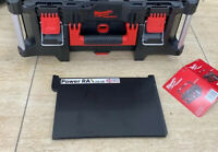 Power Rax Divider for the Milwaukee 4932464079 PACKOUT Large Tool Box Storage